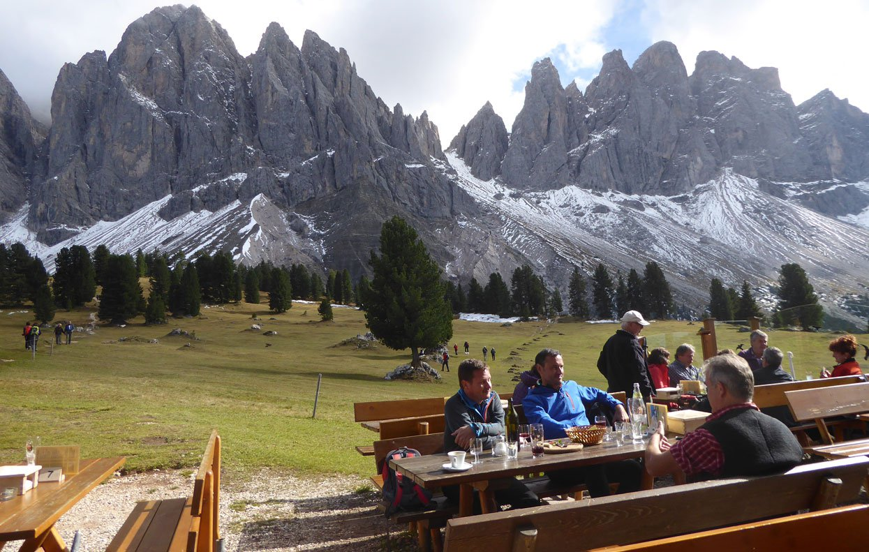 Altre esperienze da fare durante le vacanze nelle Dolomiti