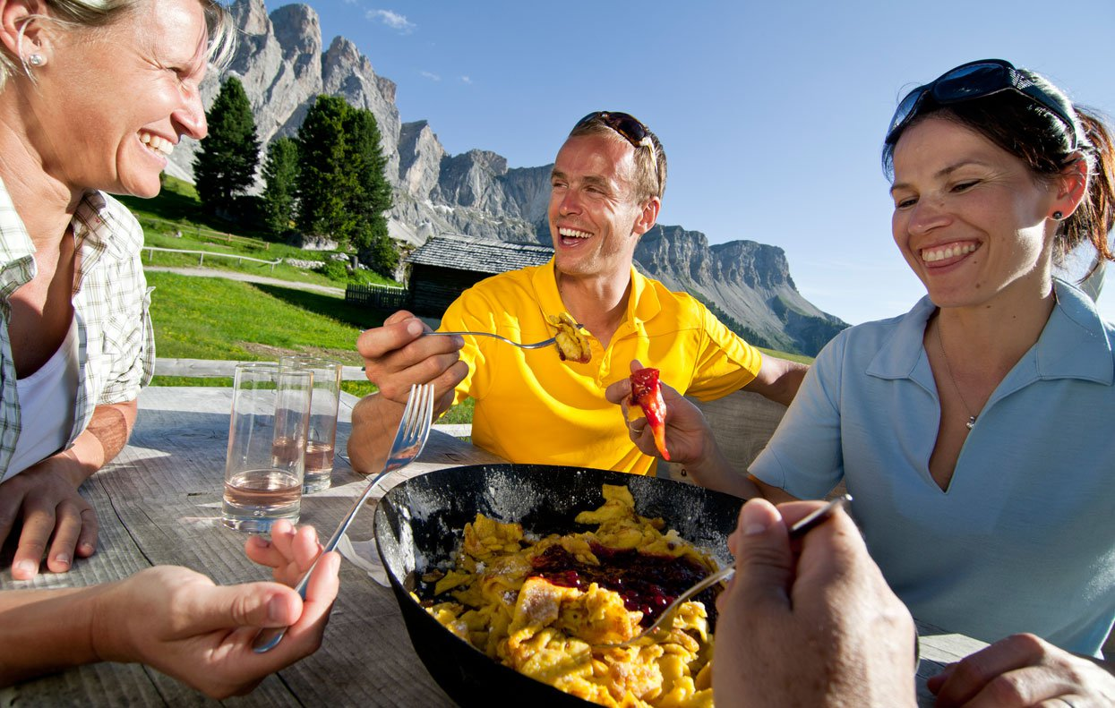 South Tyrol and its culinary art