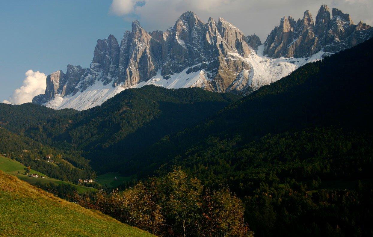 Dolomitenurlaub mit den Alpine Pearls und der DolomitiMobil Card