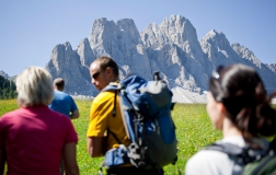 Hiking-holiday in the Dolomites 5