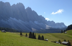 Hiking-holiday in the Dolomites 2