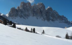Winter-holidays in the Dolomites 5